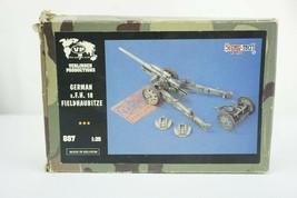 Verlinden Productions 1/35 Scale German s.F.H. 18 Fieldhaubitze WWII Kit... - $74.95