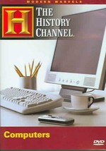 MODERN MARVELS - COMPUTERS NEW DVD - $74.80