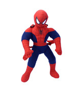 Spiderman Plush Backpack Red - $23.98