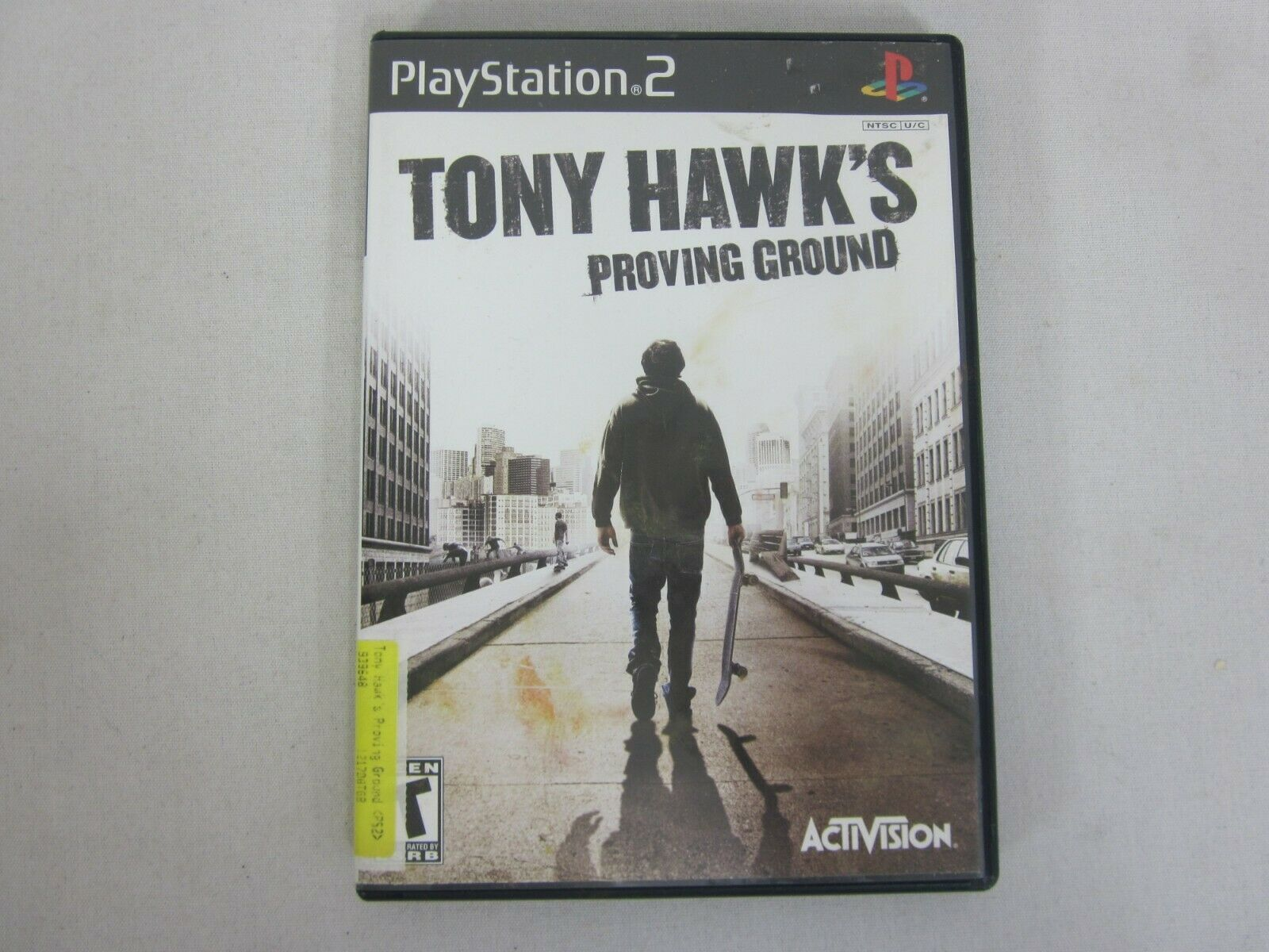 Primary image for Tony Hawk's Proving Ground (Sony PlayStation 2 PS2) Complete