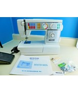 Necchi 4575 Mechanical Sewing Machine w/Assorted Accessories & Cover - $217.80