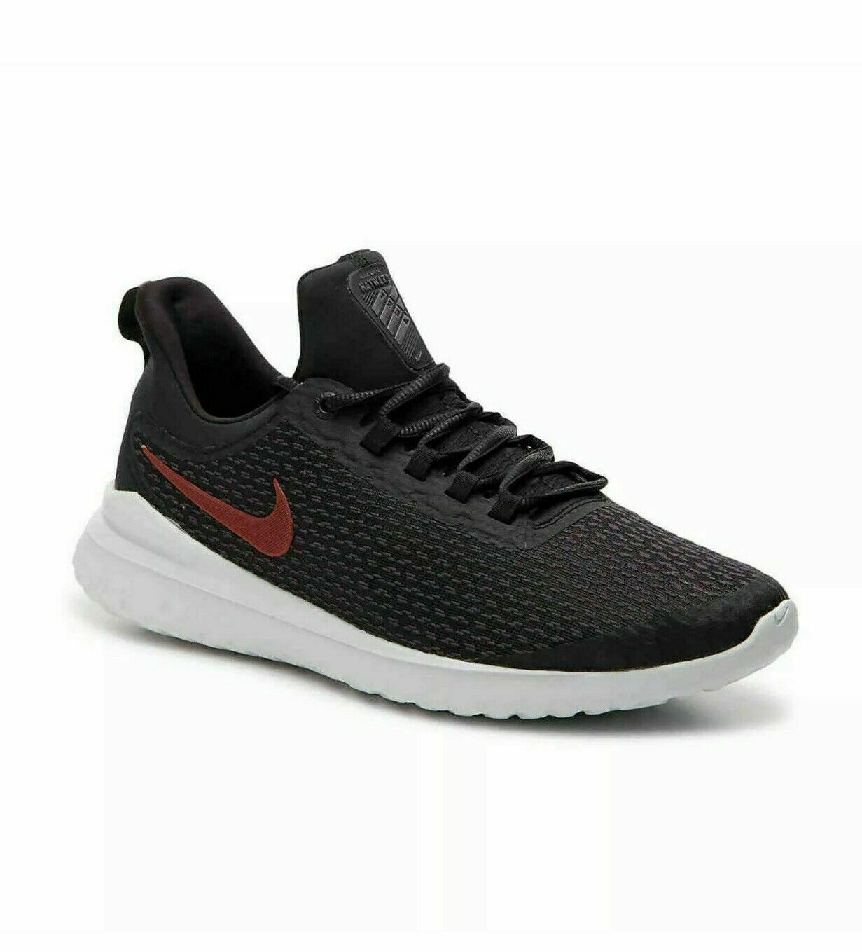 MEN'S NIKE RENEW RIVAL SHOES black red AA7400 016