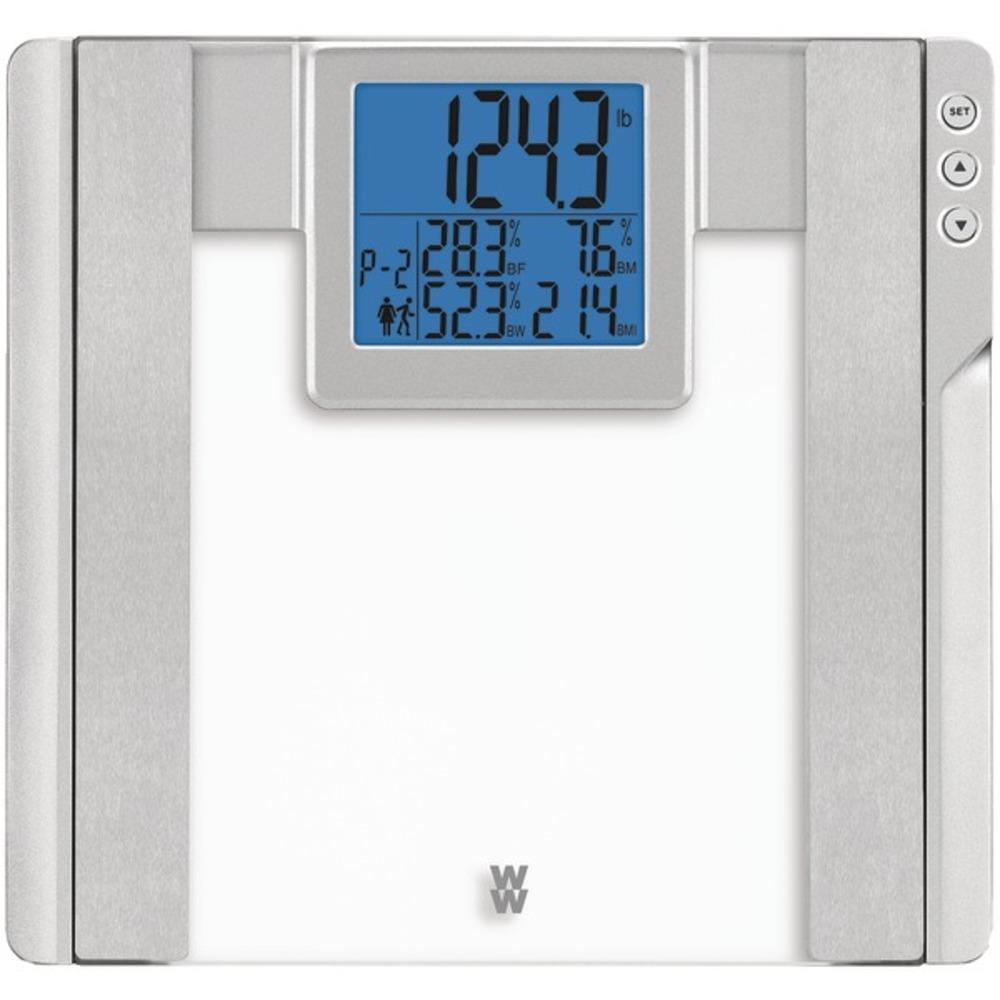 Weight Watchers by Conair WW721 Glass Body Analysis Scale
