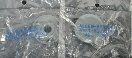 LOT OF 3 NEW ALLEN BRADLEY 836T-N12 ADJ. KNOBS 836TN12 SER. A image 2