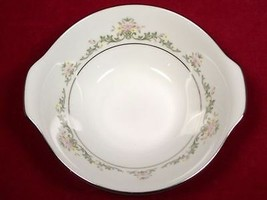 6 NORITAKE EARLY SPRING LUGGED SOUP CEREAL BOWL S 2362 FLOWERS FLORAL 6 ... - $59.39