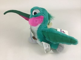 Disney Store Pocahontas Flit Hummingbird Plush Stuffed Toy Suction Cup Vintage - $66.78
