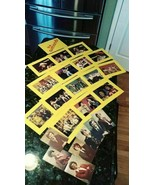 The Osmonds TV Concert Photos Pictures 1976 Osbro Productions 15 Cards +... - $64.95