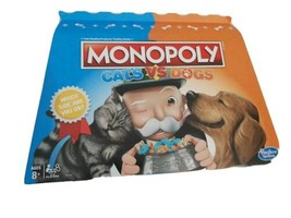 Monopoly Cats Vs. Dogs Board Game - $23.31