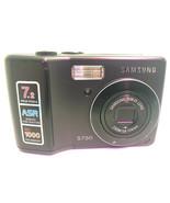 Samsung Digimax S730 7.2 MP Digital Camera For Parts - $11.87