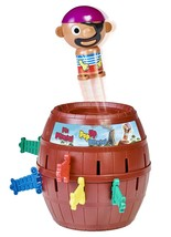TOMY Pop-Up Pirate for 2 to 4 players - $25.00