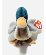 Ty Beanie Baby Jake the duck is with all tags and inside stamp Extremely... - $3,465.00