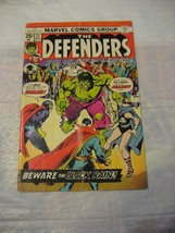 the defenders #21 fine to very fine condition 1974 marvel comics - $9.99