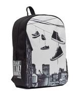 Mojo Straight Outta Brooklyn: Hängen Schuhe Urban Punk Schulbuch Tasche ... - $37.41