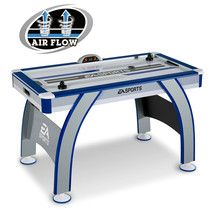 EA Sports 54 Inch Air Powered Hockey Table with LED Electronic Scorer - $117.90