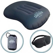 Campanion Gear UltraLight Camping Pillow - Compressible, Compact, Inflat... - $27.89