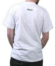 Orisue Herren Weiß Braune Schwarz Carpe Diem Union Arbeit Industrie T-Shirt image 3
