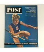 The Saturday Evening Post October 10 1964 Pat Wilson Olympics Cover, New... - $28.50