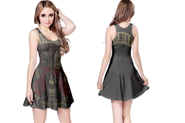 Volbeat  WOMENS REVERSIBLE SLEEVELESS SHORT MINI DRESS - $17.99+