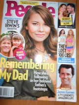 People Magazine Bindi Irwin Adam Levine August 4 2014 - $1.99