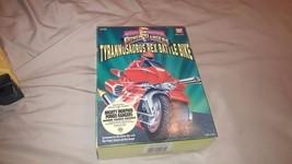 Tyrannosaurus Rex Battle Bike Red Ranger - $70.13