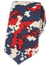 [Illusion World] Novelty Neckties Skinny Ties for Men&Boys Casual/Formal Wear