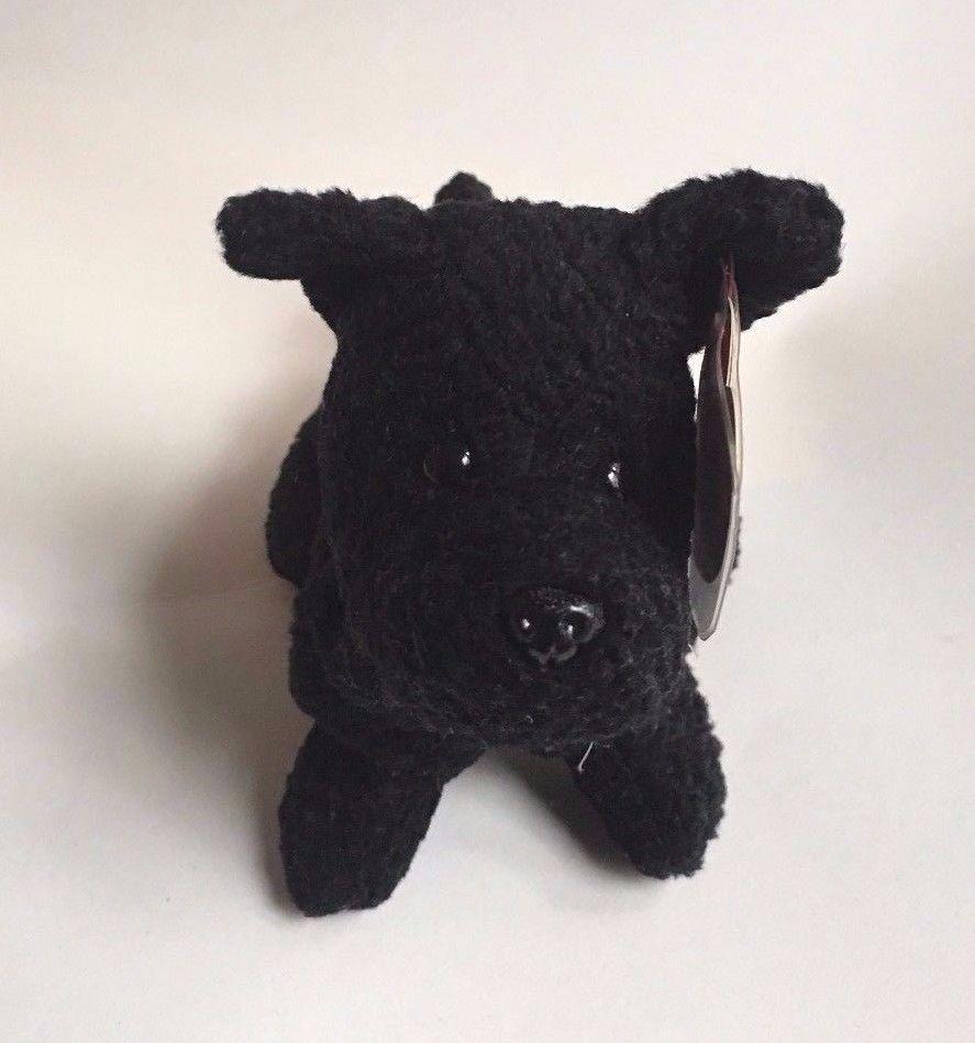 584106a55bd S l1600. S l1600. Ty Beanie Baby Scottie 1996 Black Scottish Terrier 6