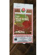 1985 ROSE BOWL GAME TICKET STUB OHIO STATE BUCKEYES USC TROJANS PAC 10 B... - $34.94