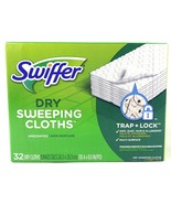 Swiffer Dry Sweeping Cloth Pads Refills, Unscented (32 Count) - $19.79