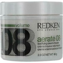 Redken Aerate 08 All Over Bodifying Cream Mousse 2.3 oz - $13.16