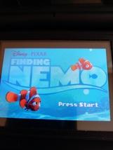 Nintendo Game Boy Advance GBA Disney*Pixar Finding Nemo image 1