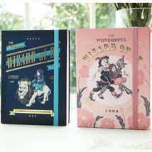 Wonderful Wizard of OZ Journal Ver.33 Undated Diary Planner Scheduler No... - $23.99