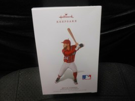 "Hallmark Keepsake ""Bryce Harper - Washington Nationals"" 2018 Ornament NEW   - $7.87"