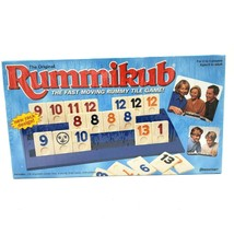 Pressman The Original Rummikub Fast Moving Rummy Tile Game 1997 New SEALED - $19.88