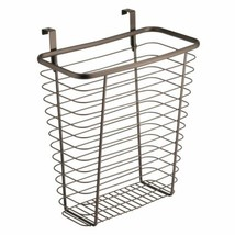 Over the Cabinet Wastebasket Trash Can Storage Basket Kitchen FAST DELIV... - $29.35