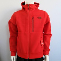 THE NORTH FACE Men's Spacer Hoodie Fleece Jacket Paprika Red sz S L XL - $109.97