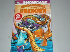 Dc Showcase Presents - Challengers Of The Unknown #1 - May 2008 - F-VF - Bv $25 - $11.98