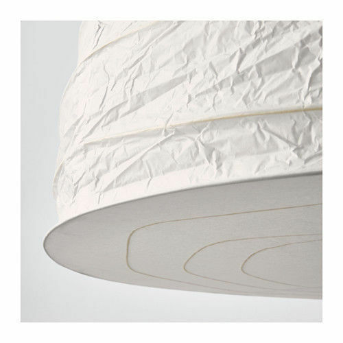 IKEA REGOLIT Floor Arc Lamp White Black, 604.162.75 - NEW. IN BOX