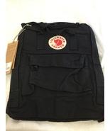 Fjallraven Kanken Backpack Black (KF) - $61.75
