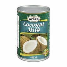 Grace Coconut Milk Can 400 ML X 2 - $20.08
