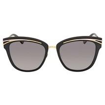 Christian Dior Women's SODIOR YQ/EU Black Gold Pink Titanium Sunglasses ... - $256.83