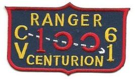 US Navy CV-61 USS Ranger Centurion 100 Patch - $11.87