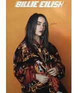 Billie Eilish Signed Poster  - $150.00