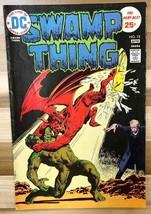 SWAMP THING #15 (1975) DC Comics VG+ - $9.89
