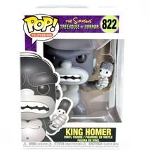 Funko Pop! The Simpsons Treehouse of Horror King Homer #822 Vinyl Figure image 1
