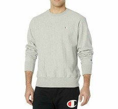 Champion Men's Reverse Weave Fleece Crew Neck Sweatshirt NEW AUTHENTIC G... - $37.99