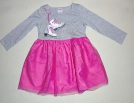 Gymboree Daisy Park Pink Dress Daisy Appliques 4 4T NWT Cotton