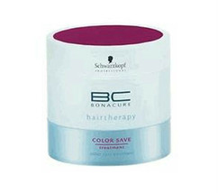 BC BONACURE HAIRTHERAPY COLOR SAVE TREATMENT 6.8 OZ / 200 ml - $14.84
