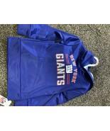 NFL New York Giants Girls' Fleece Hoodie - XS - $17.00