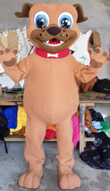 Pug Dog Mascot Costume Adult Animal Costume For Sale - $299.00
