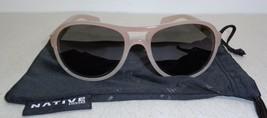 Native Eyewear CHILKAT Blonde Fade Fashion Sunglasses New Unisex Eyewear - $87.37